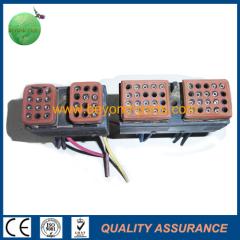 caterpillar 320 controller plug CAT excavator plug socket
