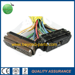 CAT 320C 320D controller plug excavator plug parts