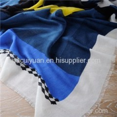 Wool Square Scarf 140*140cm