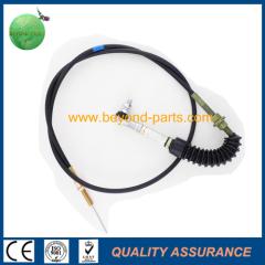 caterpillar 330B throttle motor cable accelerator cable 247-5232