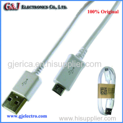 mobile phone use white data cable form Samsung OEM best quality