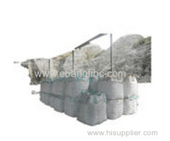 Polypropylene Bulk Bag for Pig Iron