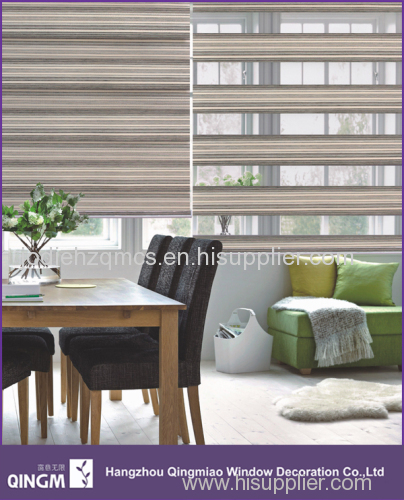 Wholesale Turkey-style Zebra Blind Fabric Used In Window Curtain In Bathroom