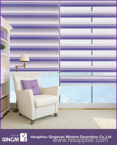 Rainbow blinds fabric/ Zebra roller blinds fabric screen