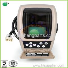 Caterpiller Excavator spare parts E320C E312C E318C monitor