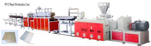 PVC Decorative Panel machine