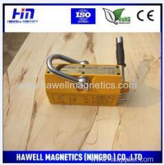 3000kgs permanent lift magnet