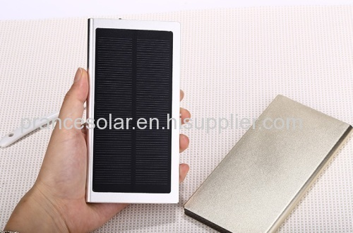 20000mAh solar charger power bank for all mobile phone and pad