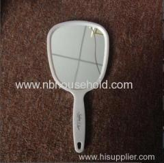PLASTIC SMALL HAND HELD MIRROR