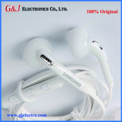 high quality 3.5mm headphone for samsung earphone