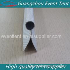 Guangzhou single flap tent keder 8mm custom keder