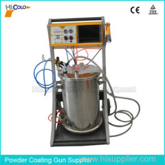 2015 New Electrostatic Painting Equipment Sale