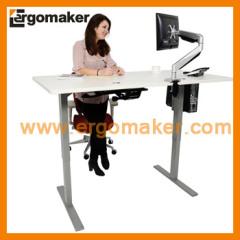 Electric Height Adjustable Desk Sit Stand Desk Standing Desk