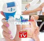 2015 NEW DESIGN REMOVE DEAD SKIN ON FEET PED EGG AS SEEN ON TV