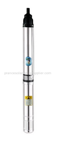 High pressure submersible pump suibable to deep well