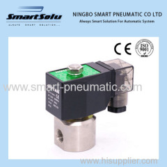 2 Way Ss304 Water High Pressure Solenoid Valve Spg-02