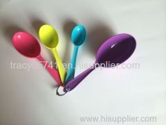 Plastic spoon set sald