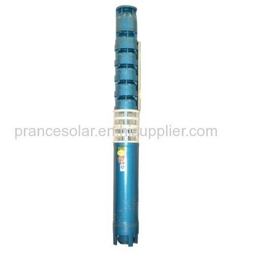 Submersible Irrigation solar pump