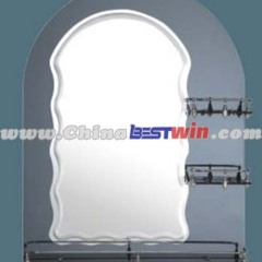 Solid wood mirror ac mo080706 manufacturer from china only for 12x48 door mirror