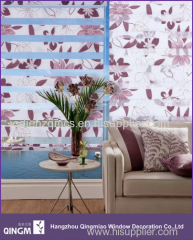 Printed Roller Blind For Wholesale Market With Cheap Price
