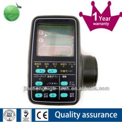 komatsu excavator parts pc200-6 pc220-6 pc300-6 monitor 7834-70-4100 7834-70-4002 7834-70-4001 7834-70-4003