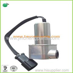 Komatsu PC-6 PC200-6 6D102 Excavator main pump solenoid valve 702-21-07010