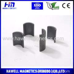 Ceramic Magnetsegment for motor