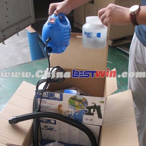 2015 hot sell zoom spraying gun