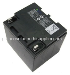 Long Life 12V 38ah Deep Cycle Battery For Solar System