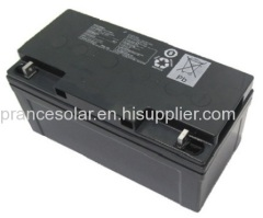 Deep Cycle Maintenance Free 12V 65AH Solar Battery