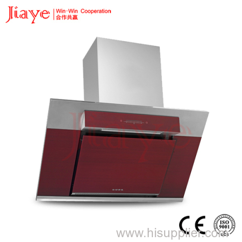 Jiaye Chinese Kitchen Design Model Range Hood Chimney