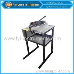 Manual Sample cutter table