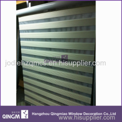 Good Quality New Style 7-Folded Zebra Blind Anti-UV Sunscreen Blind Fabric