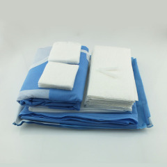 Birth medical surgical packs