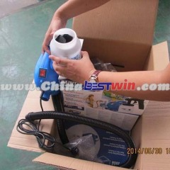 650W ELECTRIC GUN PAINING ZOOM SPRAY HOME EASY SPRAYER SYSTEM IN & OUTDOOR PAINT