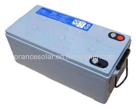 Deep Cycle Battery 12v 150ah AGM Battery solar power bank