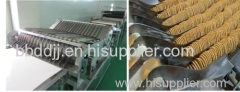 automatic hard&soft biscuit production line