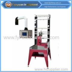 Multi Functional Flame Resistance Tester