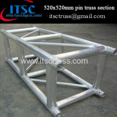 520X520x1000mm pin trusses section