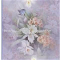 Pure Silk Digital Print Satin Long Scarves(dl13004)