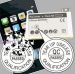 Custom Destructive Seal Labels Security Packaging Seal Label Self Adhesive Tamper Evident Seal Sticker