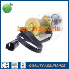 komatsu PC200-7 PC210-7 PC300-7 excavator rotary solenoid valve 20y-60-32120