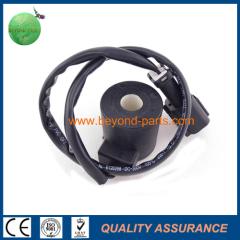 komatsu solenoid valve coil 20y-60-11674 for excavator 6D95 pc200-6