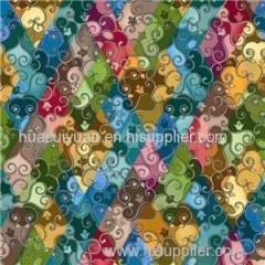Custom Digital Print Silk Scarves Maker