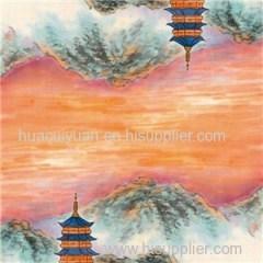 Custom Digital Print Silk Scarves Supplier
