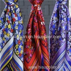 Promotion 100% Silk Scarf