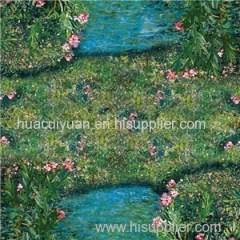 Custom Digital Print Silk Shawl Maker China