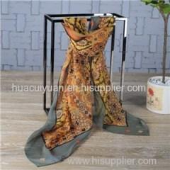 Custom Make Silk Shawl Factory China