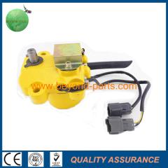 komatsu PC200-5 throttle motor stepping motor 7824-30-1600