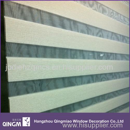 China Thicken Zebra Blind Fabric Shower Zebra Blind In Stock